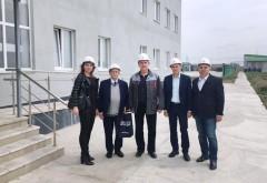 Итальянские инвесторы посетили индустриальный парк Невинномысска