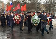 В городах воинской славы прошли торжественные мероприятия в рамках патриотической эстафеты