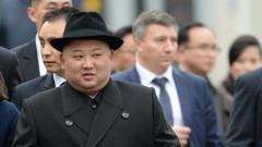 Ким Чен Ын завершил свой первый визит в Россию