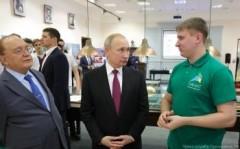 МГУ продемонстрировал Научный парк по созданию инноваций