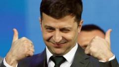 ЦИК Украины объявил Владимира Зеленского избранным президентом