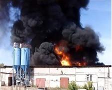 В Пермском крае прогремел взрыв на химическом заводе
