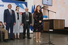 Светлана Бессараб приняла участие во Всероссийской акции «Диктант Победы»