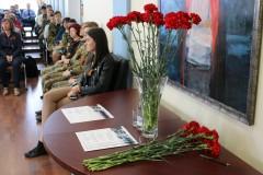 Росгвардейцы посетили памятное собрание «Семейные истории о войне» в Ставрополе