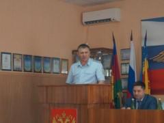 Новым начальником отдела полиции по Новокубанскому району назначен Алексей Чебураков