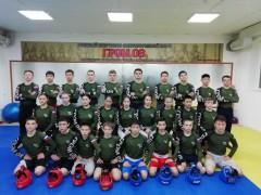 Полицейский из Калмыкии вошел в пятерку лучших тренеров России по рукопашному бою
