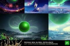 Телеканал НТВ вышел в финал Promax Global Excellence Awards 2019