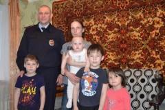 Участковый уполномоченный полиции из Кисловодска, спасший пятерых человек на пожаре, получит награду
