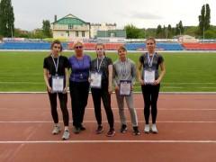 Спортсменка из Невинномысска побила 30-летний рекорд спортшколы
