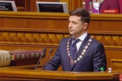 Владимир Зеленский распустил Раду Украины