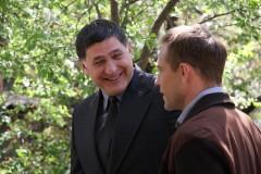В Пятигорске стартовали съемки исторического детектива о нацистском предателе по прозвищу Алекс Лютый