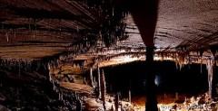 На Камчатке в лавовых пещерах обнаружили необычные сталактиты