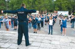 В Грозном проходит всероссийская социальная акция