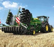 С начала года кубанские аграрии приобрели больше тысячи единиц сельхозтехники