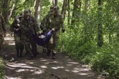 Кубанские росгвардейцы приняли участие во всероссийской научно-практической конференции по тактической медицине
