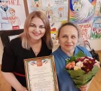 Тренер из Невинномысска заняла 2 место наXIV Всероссийском конкурсе профессионального мастерства