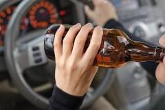 За сутки в Калмыкии задержано пять нетрезвых водителей