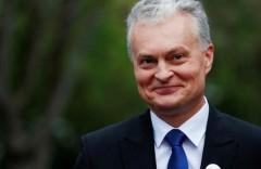 Гитанас Науседа лидирует на президентских выборах в Литве