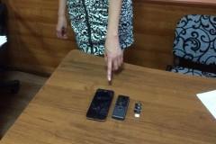 В Новочеркасске женщина принесла на свидание к осужденному запрещенные предметы