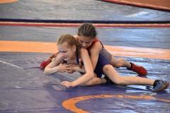 Кубанские спортсменки заняли второе командное место первенства России по борьбе