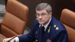 Юрий Чайка ответил на вопросы депутатов Госдумы