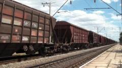 В Белореченске грузовой поезд сбил мужчину