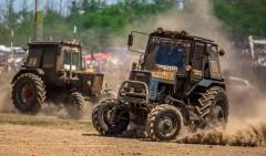 Победители гонки «Бизон-Трек-Шоу 2019» получили новые трактора