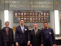 Делегация предпринимателей Краснодарского края посетила с бизнес-миссией республику Финляндия