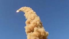Состоялись испытания новой противоракеты ВКС России