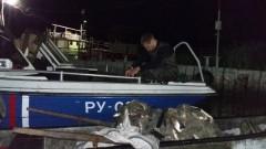 Донские пограничники задержали двух браконьеров с уловом на 1 млн рублей