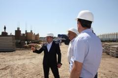 В Ставропольском крае активно развивается малоэтажное строительство