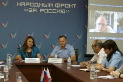 ОНФ выявил нарушения прав инвалидов на доступную среду в Краснодаре
