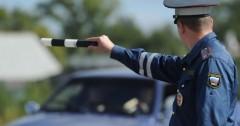 В Адыгее сотрудники ДПС задержали подозреваемого в угоне автофургона