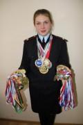 Сотрудницы полиции Ставрополья заняли первые места на чемпионате мира по рукопашному бою