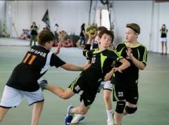 Кубанские спортсмены успешно выступили на Детском фестивале гандбола