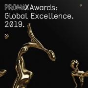 ТВ-3 получил два «золота» Promax Global Exellence Awards 2019