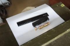 На российско-абхазской границе у мужчины выявлены 9-миллимитровые патроны