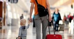 С 12 июня изменится порядок выезда детей из России за границу