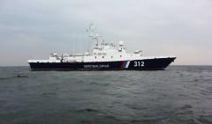 Часть Азовского моря передали под контроль донской погранслужбе