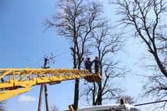 На Ставрополье отремонтировано более 100 км линий электропередач