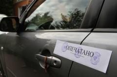 На Кубани кредитный автомобиль покинул своего владельца