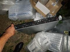 Донские пограничники задержали контрабанду на 1 млн рублей