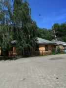 В Городском саду Краснодара сносят кафе-самострой