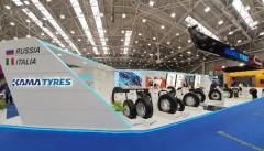 В рамках Autopromotec 2019 KAMA TYRES получил предварительные договоренности об экспорте