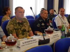 На Ставрополье состоялась встреча с вдовами росгвардейцев, погибших при исполнении служебного долга
