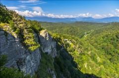 Спасатели нашли двоих сочинцев, заблудившихся в горно-лесной местности
