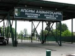 С наступлением курортного сезона заметно вырос пассажиропоток на российско-абхазском участке границы