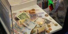Опрос показал, что 5% россиян ежемесячно жертвуют средства на благотворительность