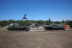 Под Таганрогом прошел военно-технический форум «Армия-2019»