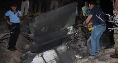 Упавший на севере Кипра неизвестный объект - ракета российского производства